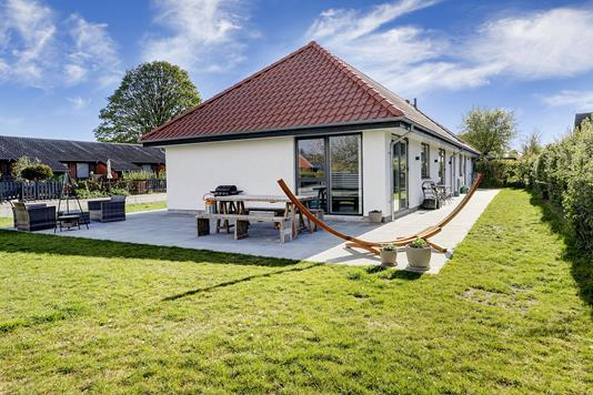 Villa på Øvej i Slangerup - Ejendommen