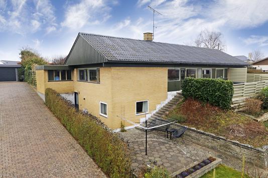 Villa på Morænevej i Slangerup - Ejendommen