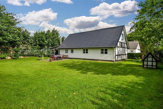 Villa på Møllevej i Tørring - Ejendommen