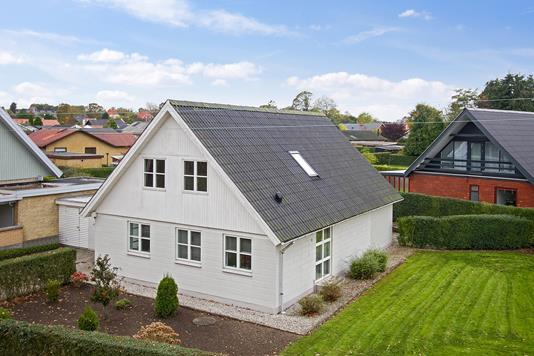 Villa på Ternevej i Horsens - Facade