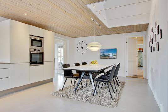 Villa på Brunmose i Vejle - Køkken alrum