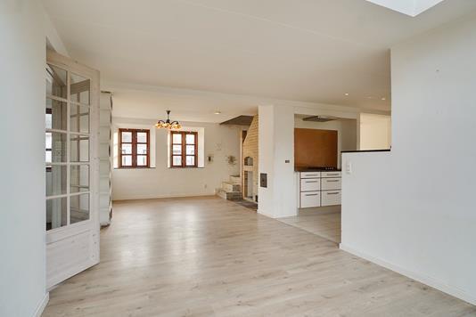 Villa på Haldrupvej i Horsens - Køkken alrum