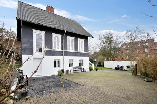 Villa på Hulvej i Horsens - Terrasse