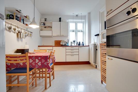 Ejerlejlighed på Danmarksgade i Horsens - Køkken