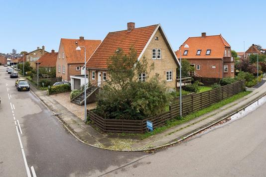 Villa på Flindtsvej i Køge - Ejendommen