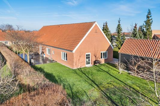 Villa på Sønderhegnet i Køge - Ejendommen