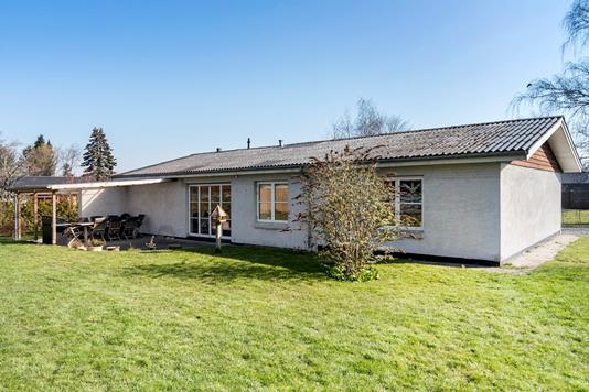 Villa på Læskovvej i Bjæverskov - Ejendommen
