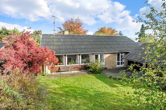 Villa på Valmuevej i Køge - Ejendommen