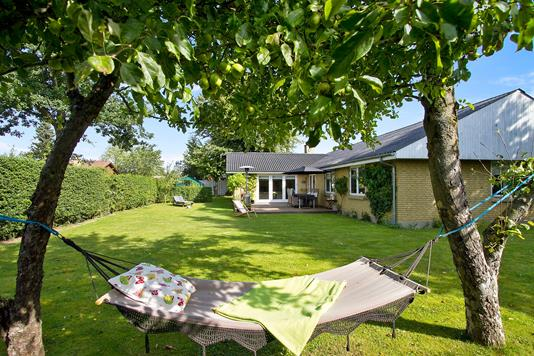 Villa på Egevej i Bjæverskov - Ejendommen