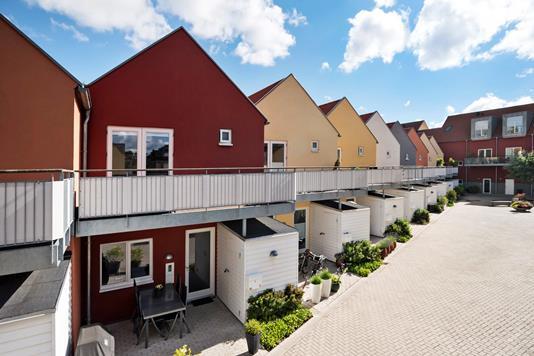 Ejerlejlighed på Torvebyen i Køge - Ejendommen