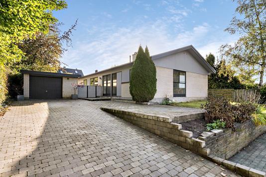Villa på Tingvej i Herfølge - Ejendommen