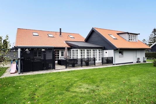 Villa på Sønderbjerg i Køge - Ejendommen