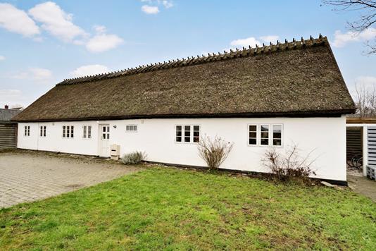Villa på Københavnsvej i Køge - Ejendommen