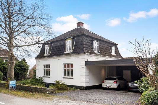 Villa på Ringstedvej i Køge - Badeværelse