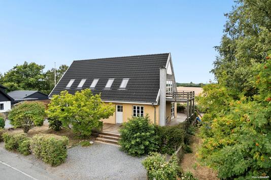 Villa på Møllemarken i Køge - Ejendommen