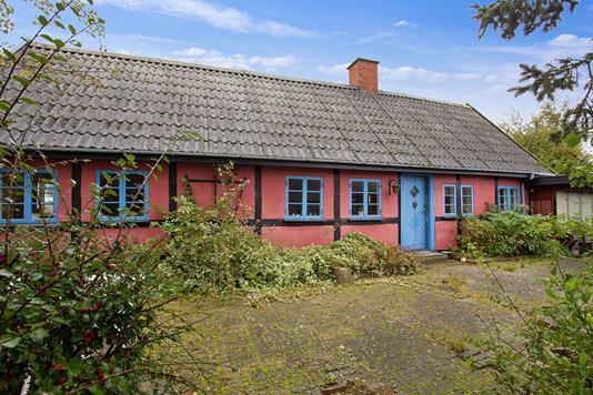 Villa på Magistraten i Hårlev - Ejendommen