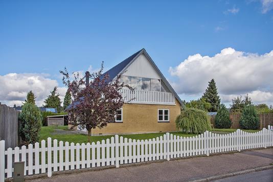 Villa på Egevej i Herfølge - Ejendommen