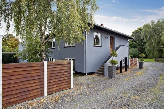 Villa på Ringstedvej i Bjæverskov - Ejendommen