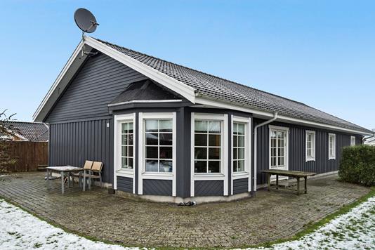 Villa på Askevang i Ringsted - Ejendommen