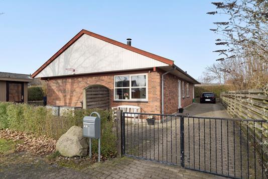 Villa på Samsøvej i Køge - Ejendommen