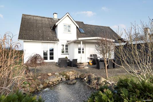 Villa på Byskovvej i Tureby - Ejendommen