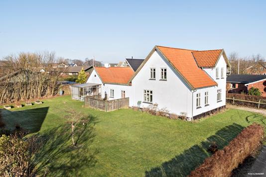 Villa på Vinkelstien i Køge - Område
