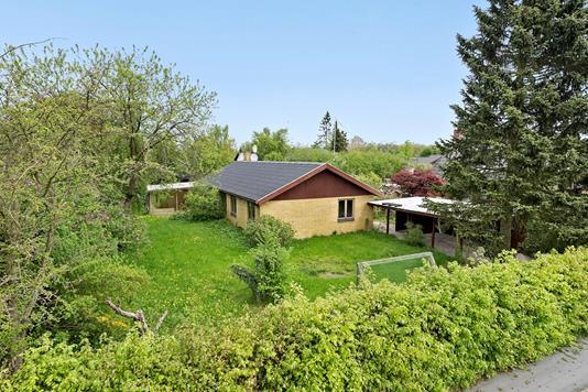 Villa på Byagervej i Tureby - Ejendommen