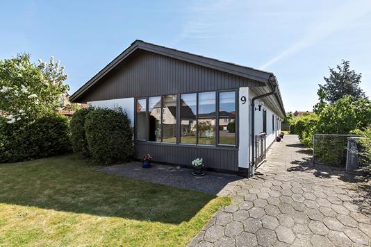 Villa på Grundtvigsvej i Køge - Ejendommen