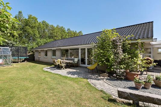 Villa på Fynsvej i Køge - Ejendommen