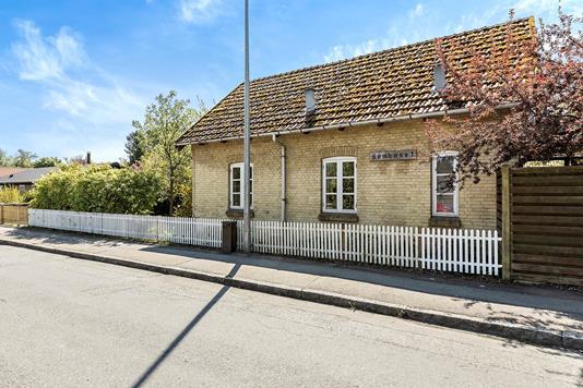 Villa på Gammel Lyngvej i Køge - Ejendommen