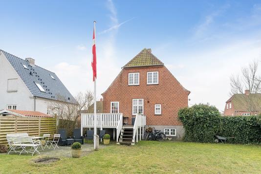 Villa på Zoffmannsvej i Køge - Ejendommen