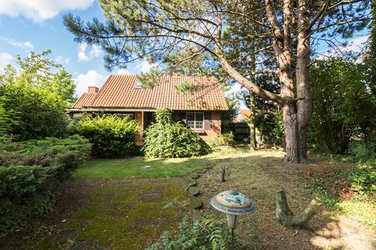 Villa på Stevnsbovej i Køge - Ejendommen