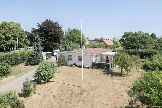 Villa på Krogårdsvej i Lille Skensved - Ejendommen