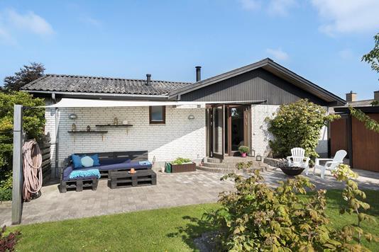 Villa på Torndalsvej i Køge - Ejendommen