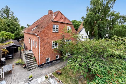 Villa på Glentevej i Køge - Ejendommen