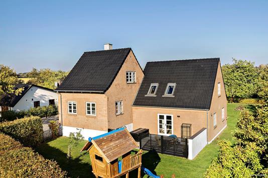 Villa på Gammel Hastrupvej i Køge - Ejendommen