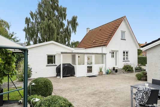 Villa på Esthersvej i Køge - Ejendommen