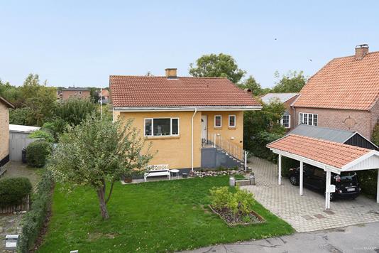 Villa på Marievej i Køge - Ejendommen