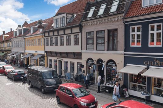 Ejerlejlighed på Brogade i Køge - Ejendommen
