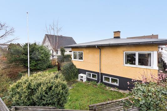 Villa på Søndre Viaduktvej i Køge - Ejendommen