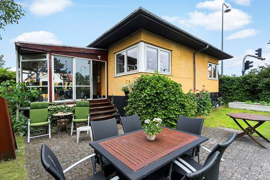 Villa på Søndre Viaduktvej i Køge - Spisestue
