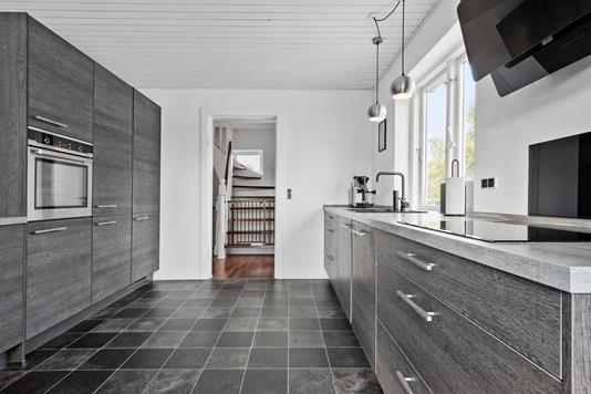 Villa på Nyvej i Køge - Køkken