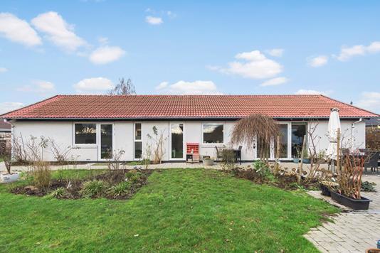 Villa på Bakkegårdsvej i Køge - Område