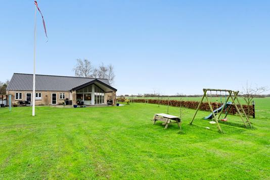 Villa på Lærkegårdsvej i Ringsted - Ejendommen