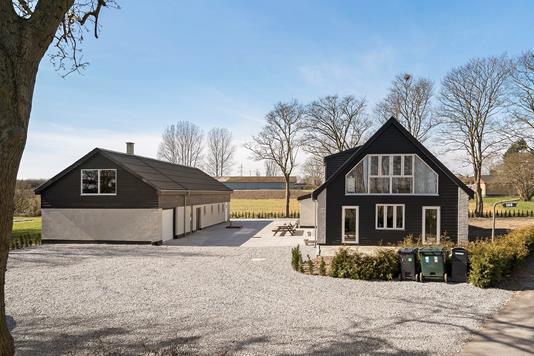 Villa på Salbyvej i Køge - Ejendommen