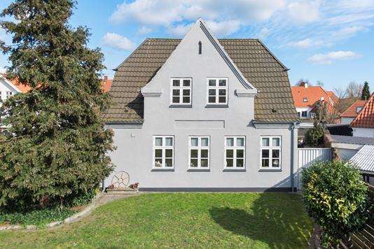 Villa på Jens Johansensvej i Køge - Ejendommen