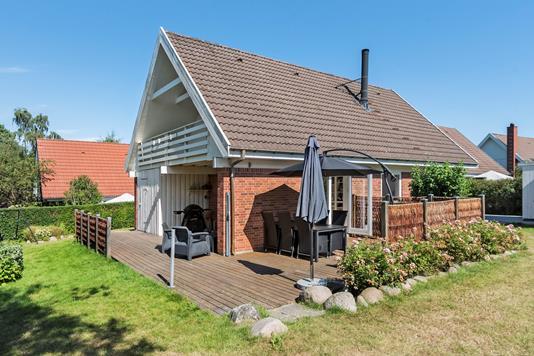 Villa på Gåseledet i Køge - Ejendommen