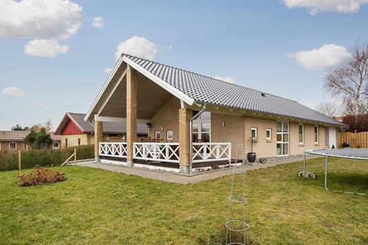 Villa på Bækkebro i Haslev - Andet