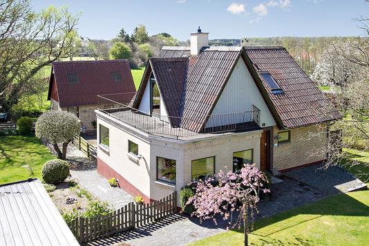 Villa på Grønnevej i Køge - Ejendommen