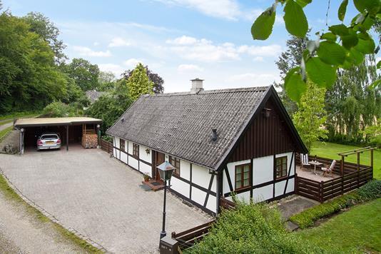 Villa på Nyvangsvej i Ringsted - Ejendommen